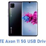 ZTE Axon 11 5G USB Driver