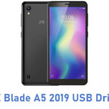 ZTE Blade A5 2019 USB Driver