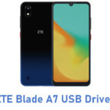 ZTE Blade A7 USB Driver