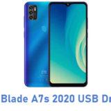 ZTE Blade A7s 2020 USB Driver