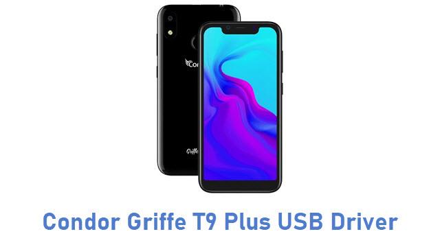 Condor Griffe T9 Plus USB Driver