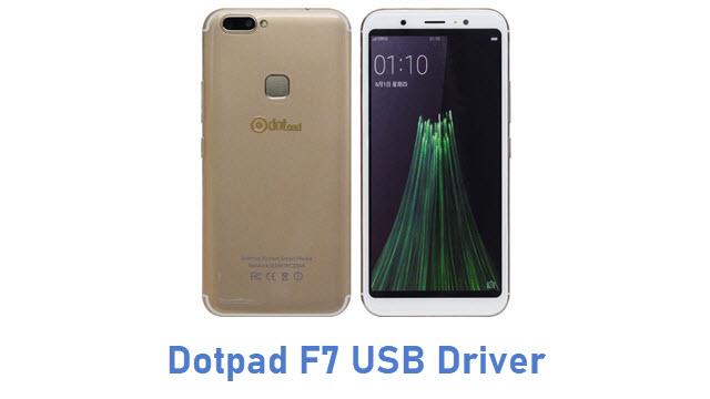 Dotpad F7 USB Driver