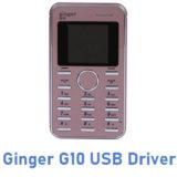 Ginger G10 USB Driver