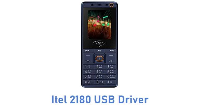 Itel 2180 USB Driver
