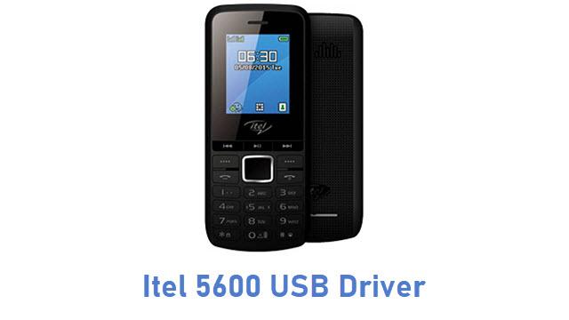 Itel 5600 USB Driver