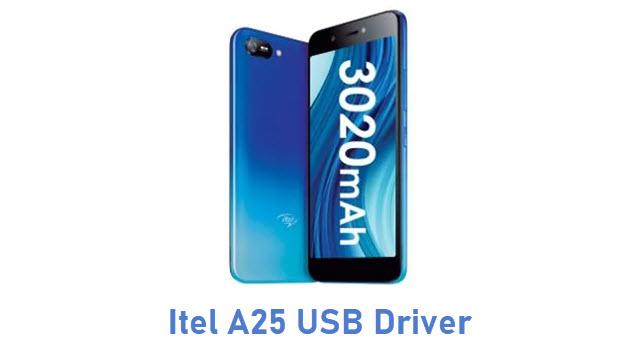 Itel A25 USB Driver