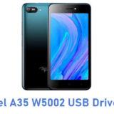 Itel A35 W5002 USB Driver