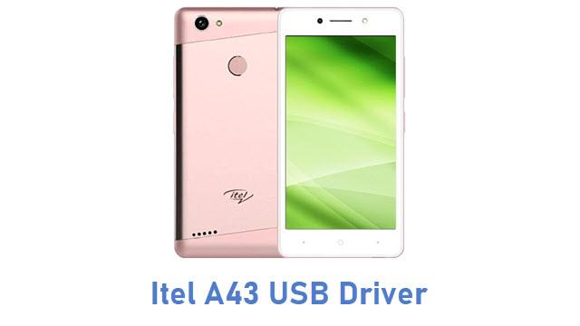 Itel A43 USB Driver