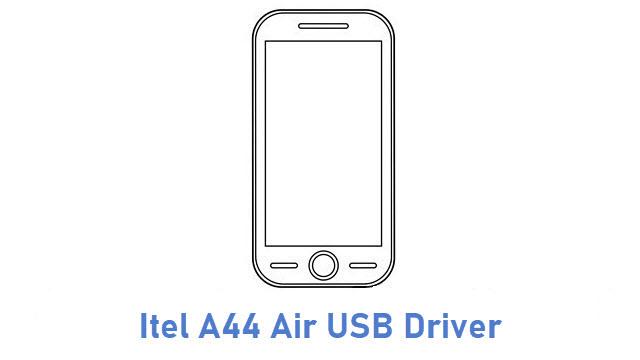 Itel A44 Air USB Driver