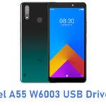 Itel A55 W6003 USB Driver