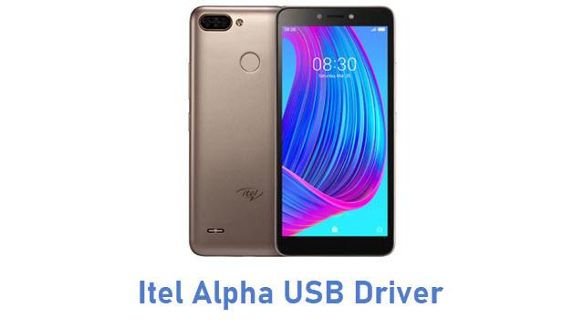 Itel Alpha USB Driver