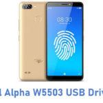 Itel Alpha W5503 USB Driver