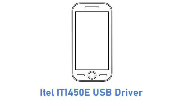 Itel IT1450E USB Driver