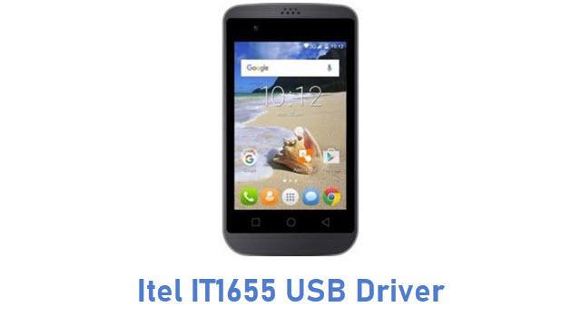 Itel IT1655 USB Driver