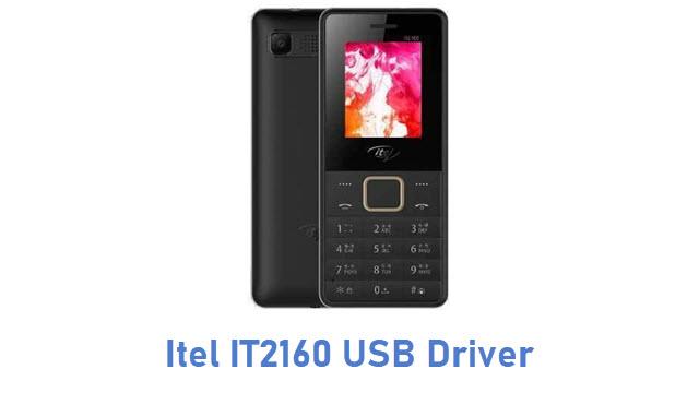 Itel IT2160 USB Driver