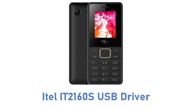 Itel IT2160S USB Driver