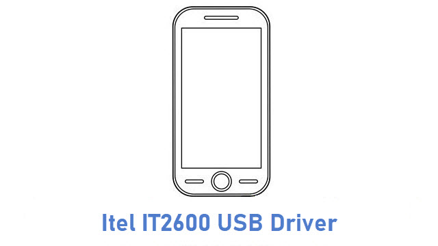Itel IT2600 USB Driver