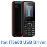 Itel IT5600 USB Driver