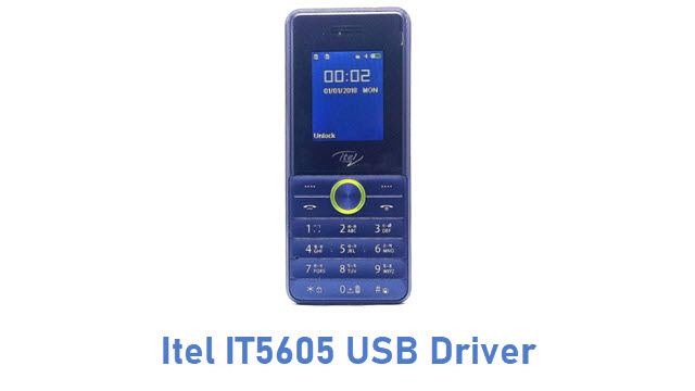 Itel IT5605 USB Driver