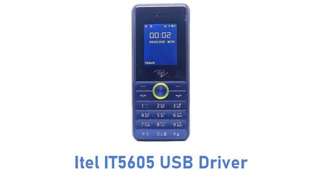 Itel IT5605 USB Driver