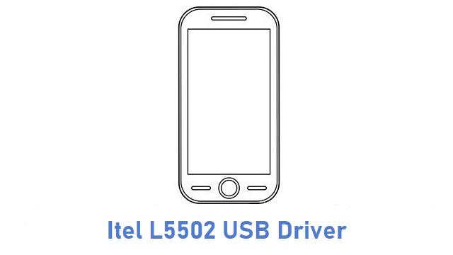 Itel L5502 USB Driver