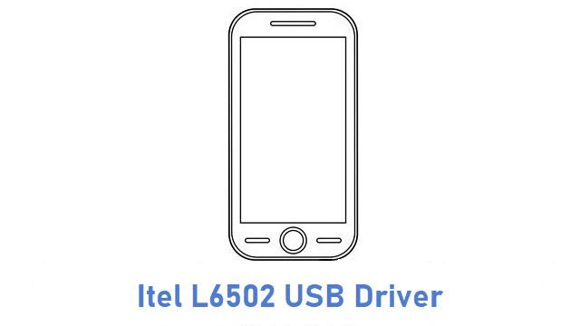 Itel L6502 USB Driver