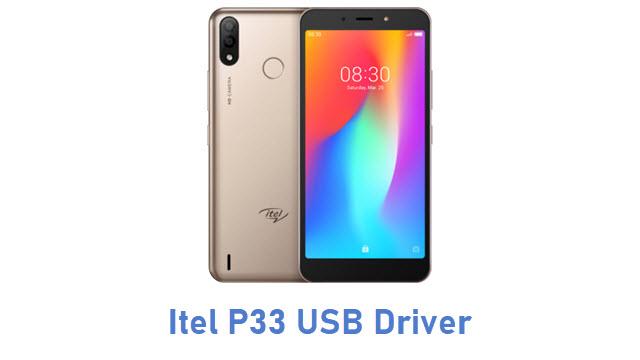 Itel P33 USB Driver
