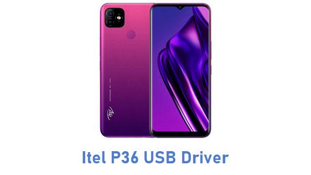 Itel P36 USB Driver