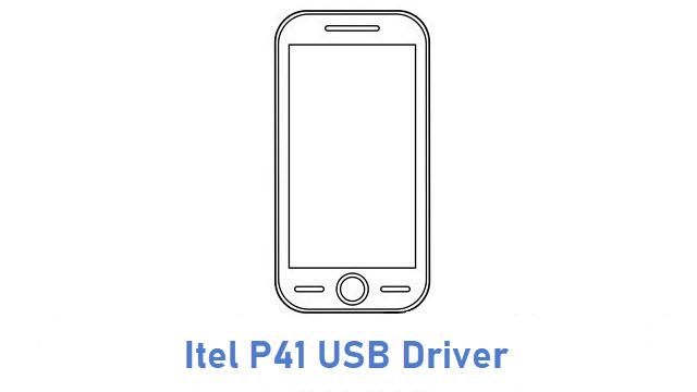Itel P41 USB Driver