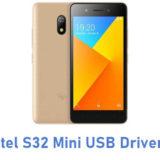 Itel S32 Mini USB Driver