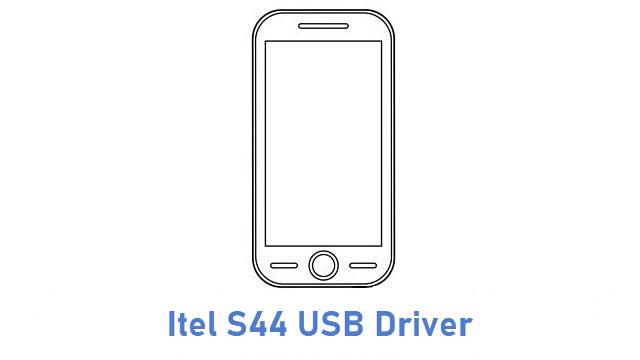 Itel S44 USB Driver