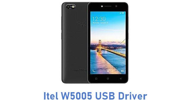 Itel W5005 USB Driver