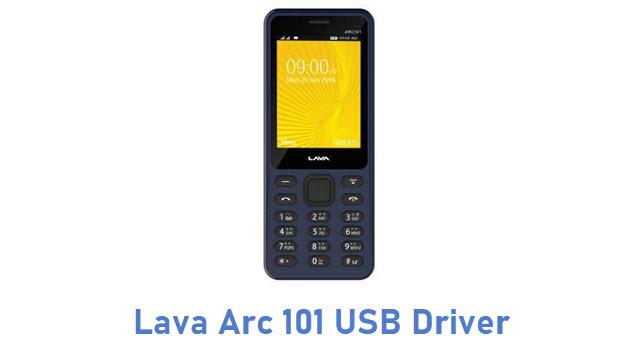 Lava Arc 101 USB Driver