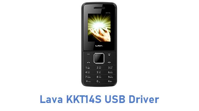 Lava KKT14S USB Driver