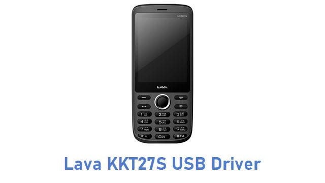 Lava KKT27S USB Driver