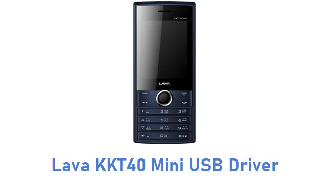 Lava KKT40 Mini USB Driver