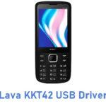 Lava KKT42 USB Driver