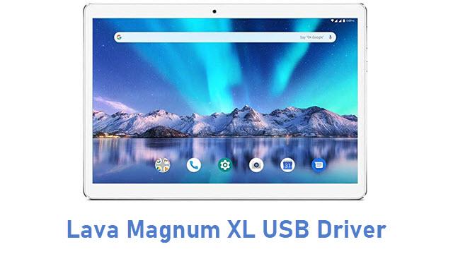 Lava Magnum XL USB Driver