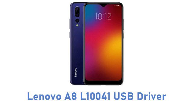Lenovo A8 L10041 USB Driver