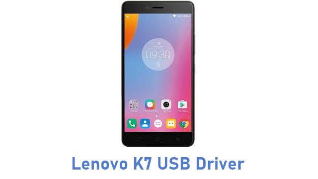 Lenovo K7 USB Driver