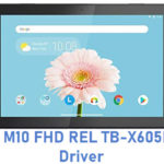 Lenovo M10 FHD REL TB-X605FC USB Driver