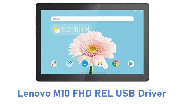 Lenovo M10 FHD REL USB Driver