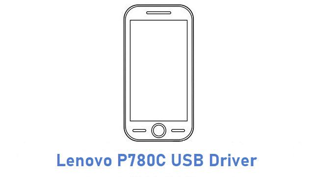 Lenovo P780C USB Driver