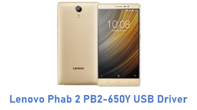 Lenovo Phab 2 PB2-650Y USB Driver