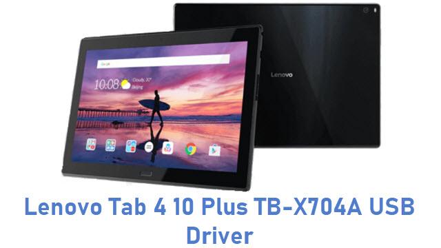 Lenovo Tab 4 10 Plus TB-X704A USB Driver