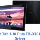 Lenovo Tab 4 10 Plus TB-X704V USB Driver