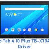 Lenovo Tab 4 10 Plus TB-X704Y USB Driver