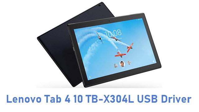 Lenovo Tab 4 10 TB-X304L USB Driver