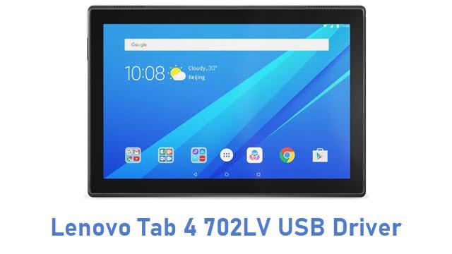Lenovo Tab 4 702LV USB Driver