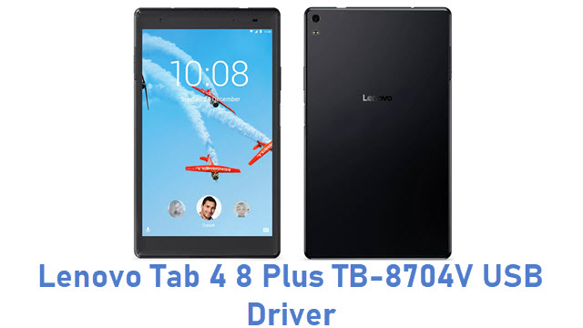 Lenovo Tab 4 8 Plus TB-8704V USB Driver